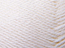 White - Baby Wool Merino 2ply