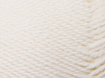 White - Baby Wool Merino 3ply