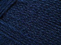 Junior Navy - Bluebell Merino 5 ply