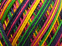 Rainbow Print - Regal Cotton 4 ply