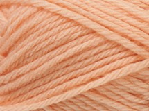 Soft Orange - Dreamtime Merino 8 ply