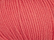 Spiced Coral - Extra Fine Merino 8 ply