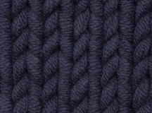 Navy - Soft Cotton Chunky