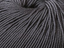 Dark Grey - Australian Superfine Merino 8 ply