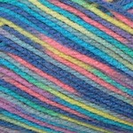 Rainbow Multi - Dazzle 8 ply