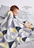 Triangle Baby Throw