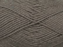 Charcoal - Cotton Blend 8 ply