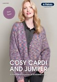 NEW - Cosy cardi and jumper