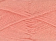 Peach Fizz - Perendale 8 Ply