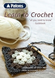 Learn to Crochet Book