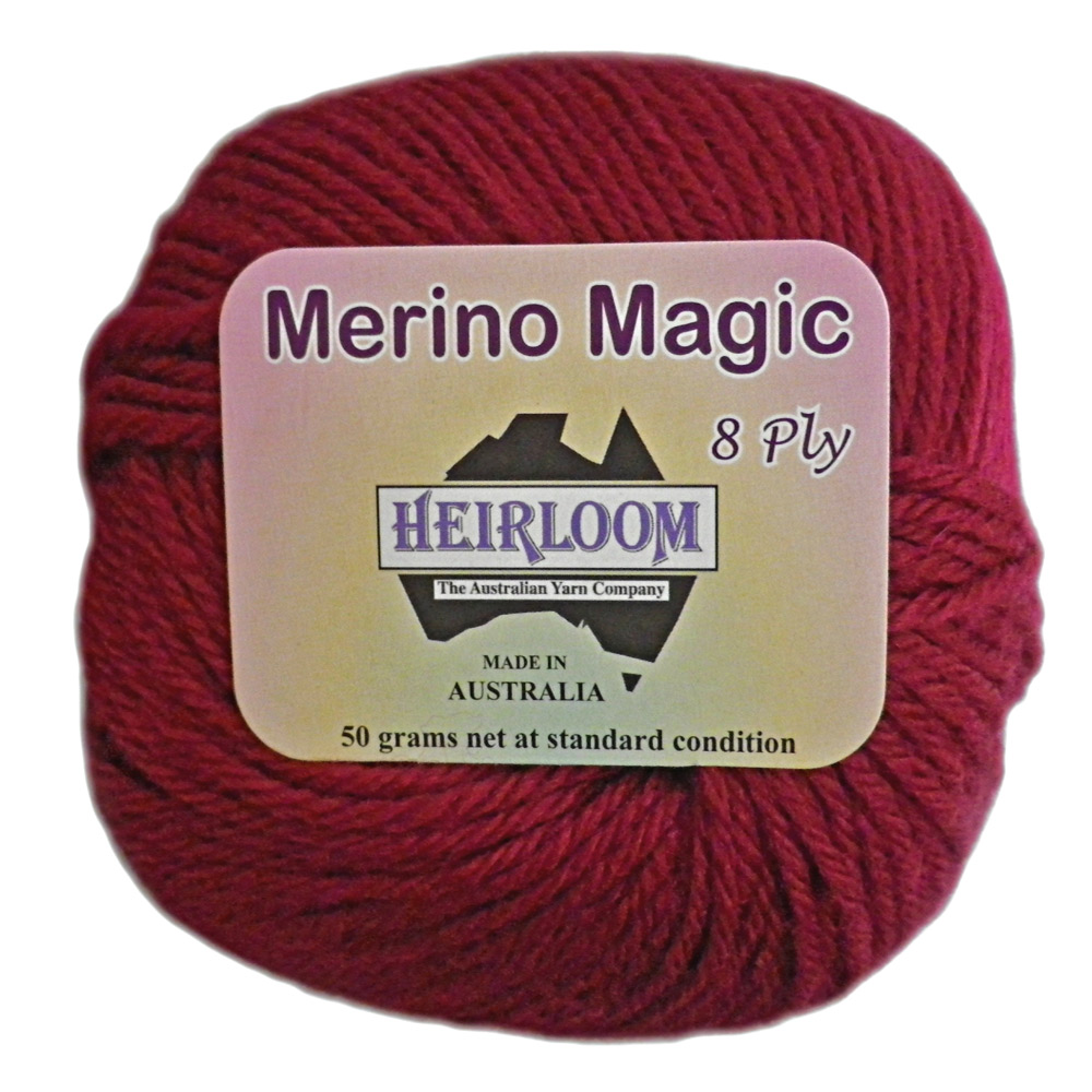 Merino Magic 8 ply