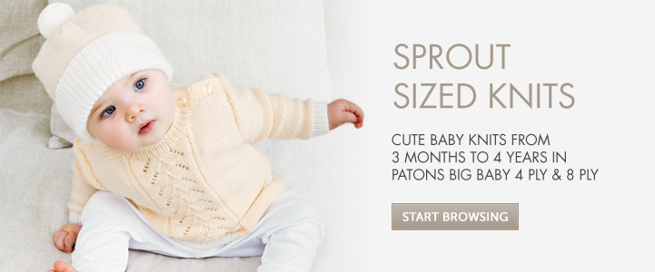 Sprout Sized Knits
