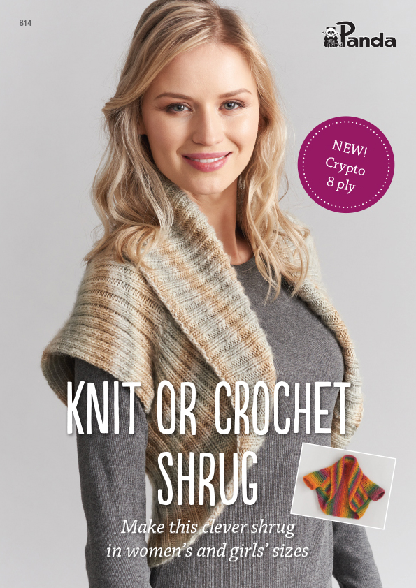 Knit or Crochet Shrug