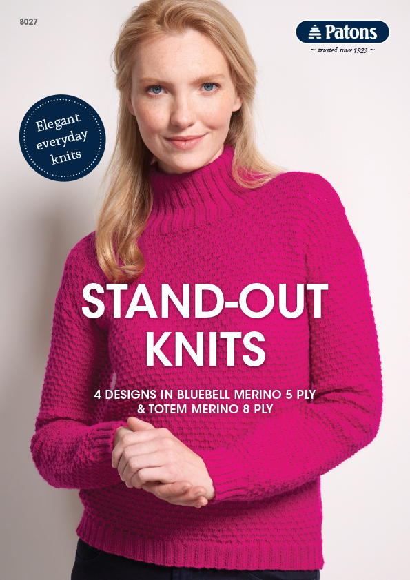 Sand-out Knits