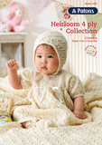 Heirloom 4ply Collection - 10 Designs
