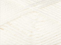 White - Dreamtime Merino 4 ply