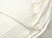 Cream - Cotton Blend 8 ply