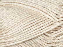 Natural - Cotton Blend 8 ply
