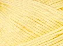 Yellow - Cotton Blend 8 ply