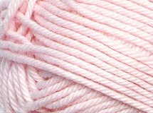 Pink - Cotton Blend 8 ply