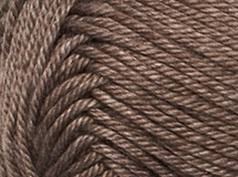 Brown - Cotton Blend 8 ply