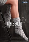 Patons Cable Socks Leaflet