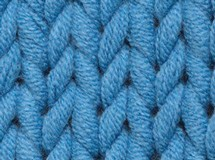 French Blue - Soft Cotton Chunky