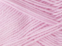 Candy Pink - Big Baby 4 ply