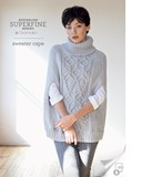 Sweater Cape Pattern