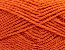 Tangerine - Color Works 8 Ply