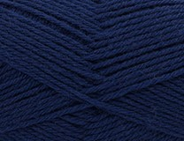 Navy Blue - Baby Merino 4 Ply