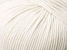 White - Australian Superfine Merino 4 Ply