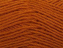 Burnt Orange - Bluebell Merino 5 ply