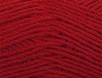 Red Glow - Bluebell Merino 5 ply