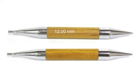 Normal  IC Interchangeable Needles(Yellow Topaz) - 12.00mm