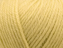 NEW - Pastel Yellow - Merino Magic 10 Ply