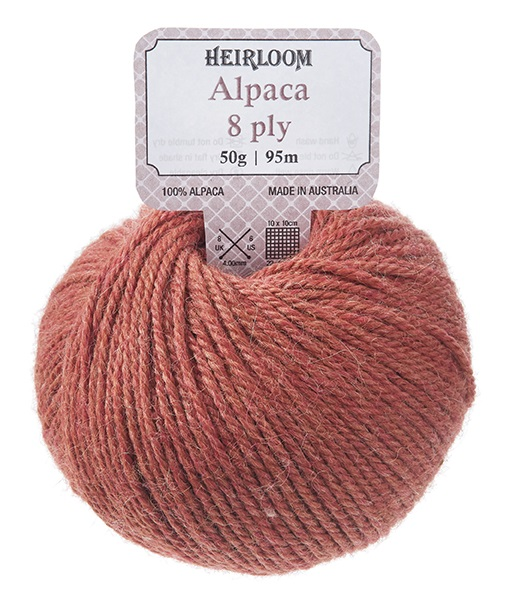 Patons Bluebell Merino - NEW Hawthorn Rose