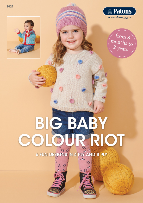Big Baby Colour Riot